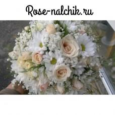 Букет невесты Искренняя любовь